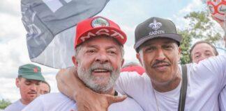 Lula e Mano Brown