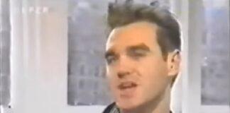 Morrissey em 1987