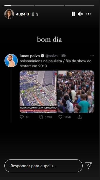 Pe Lu Restart Bolsonaro