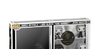 The Metallica Blacklist funko pop