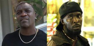 """Akon lamenta a morte de Michael K. Williams e aponta: """"quanto mais dinheiro, mais problemas"""""""
