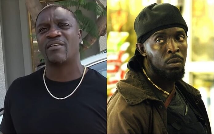 Akon lamenta a morte de Michael K. Williams e aponta: