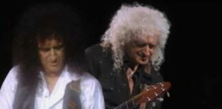 """Brian May em novo clipe de """"Back to the Light"""""""