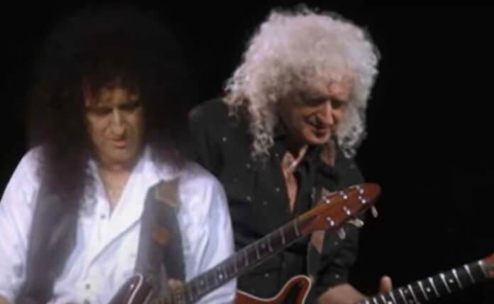 Brian May em novo clipe de