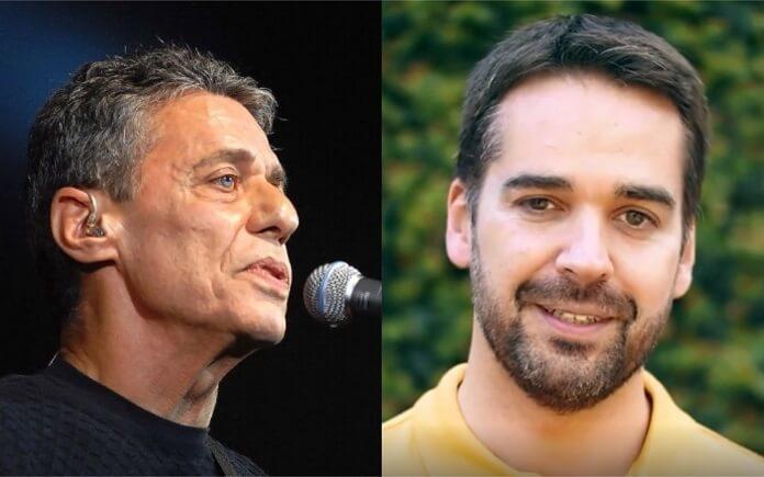 Chico Buarque processa o governador Eduardo Leite por uso indevido de imagem