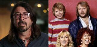 Grande fã do ABBA, Dave Grohl diz que aceitaria tocar bateria para o icônico grupo