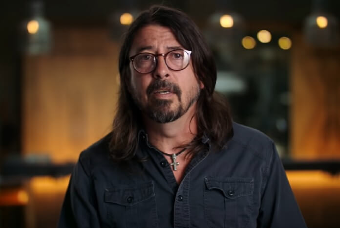Dave Grohl revela qual foi o