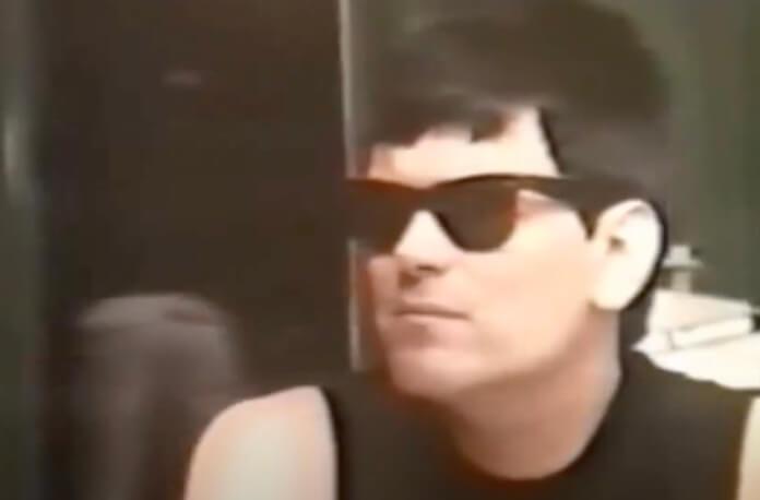Dee Dee Ramone em 1985