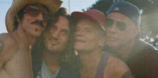Red Hot Chili Peppers em 2021