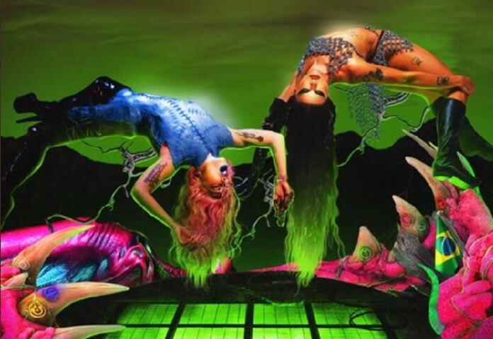 Lady Gaga lança disco de remixes