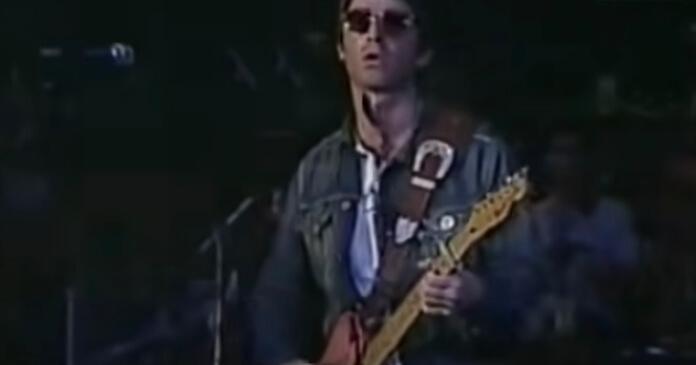 Oasis no Rock in Rio de 2001