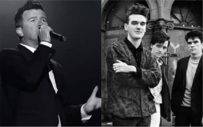 Rick Astley é convidado por banda inglesa para cover de The Smiths