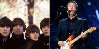 Beatles e Eric Clapton