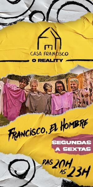 Assista ao reality show da Francisco, el Hombre
