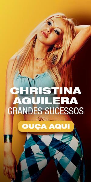 Ouça os hits de Christina Aguilera!