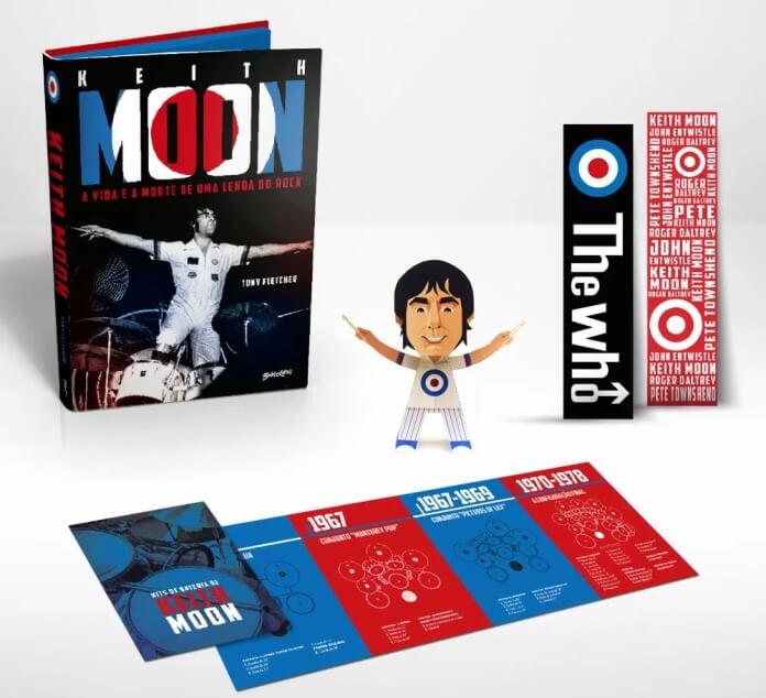 Biografia de Keith Moon