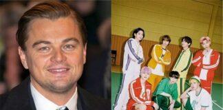 """Atriz de """"Parasita"""" revela que Leonardo DiCaprio é fã de BTS"""