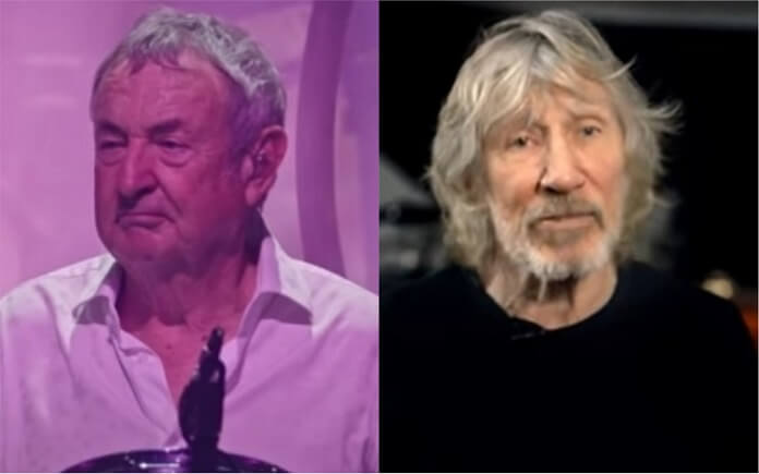 Nick Mason compara Roger Waters a Stalin após novas críticas ao Pink Floyd
