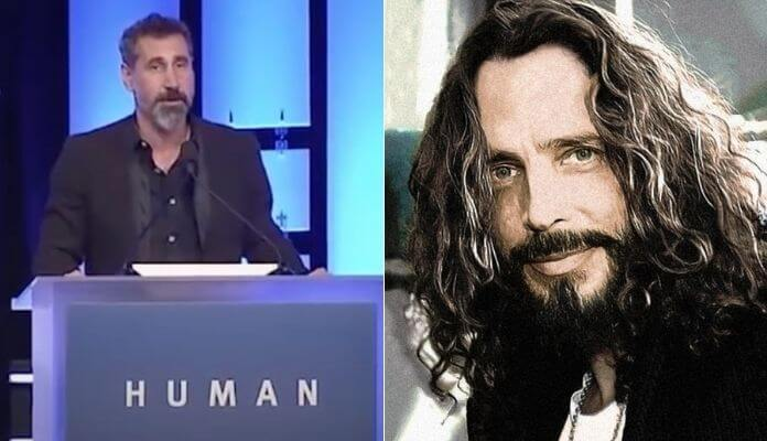 Serj Tankian e Chris Cornell